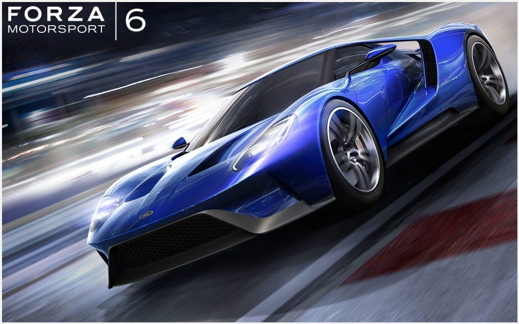Forza Motorsport 6 Game Wallpaper