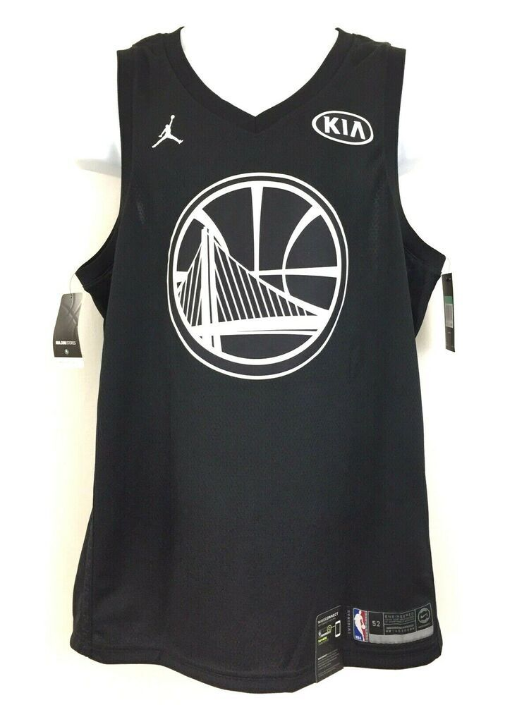 cheaper 26830 9ba59 Nike Golden State Warriors All-Star NBA Jersey Kevin Durant ...