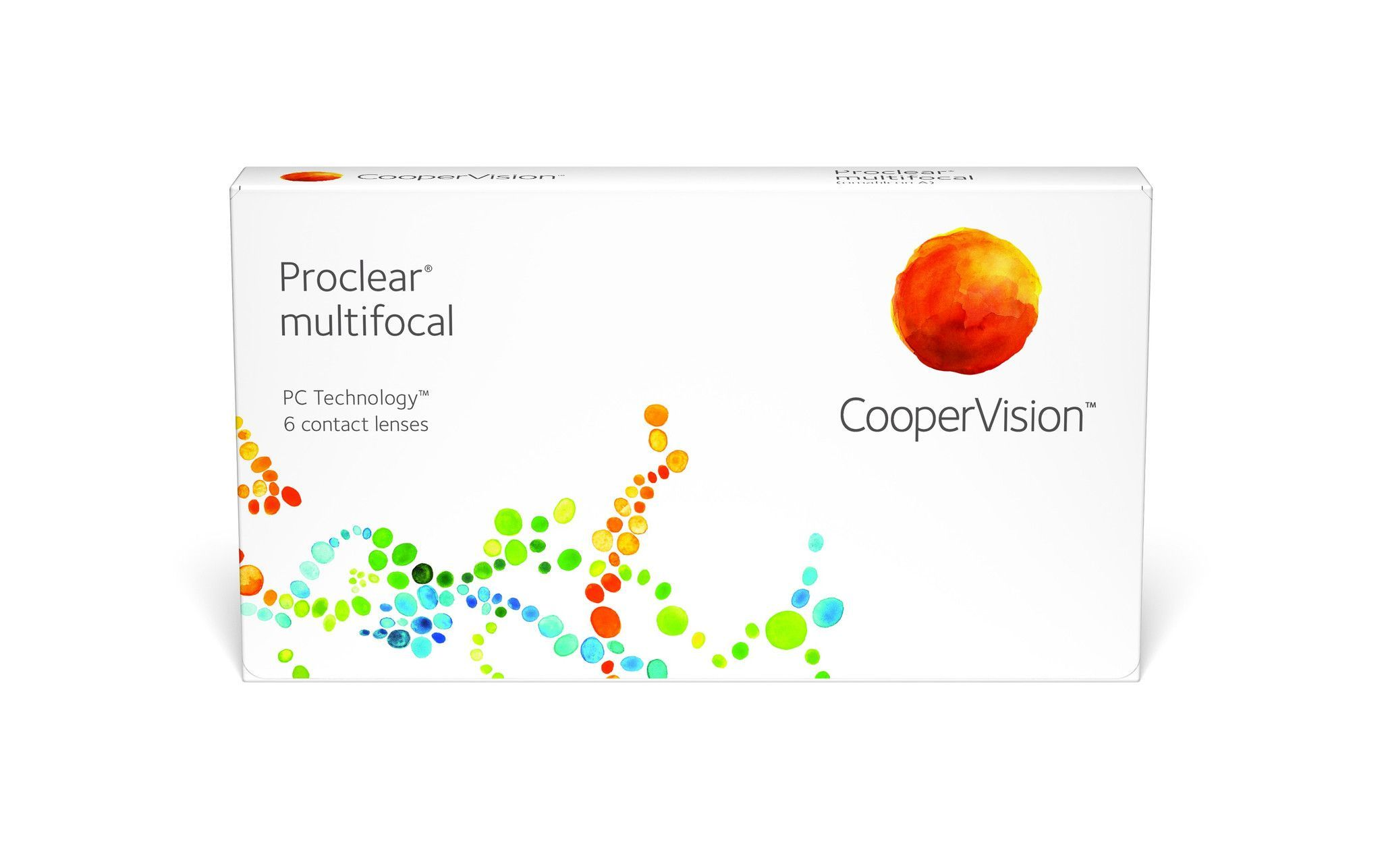 Proclear Multifocal 6 Pack Contact Lenses Toric Lenses Soft Contact Lenses