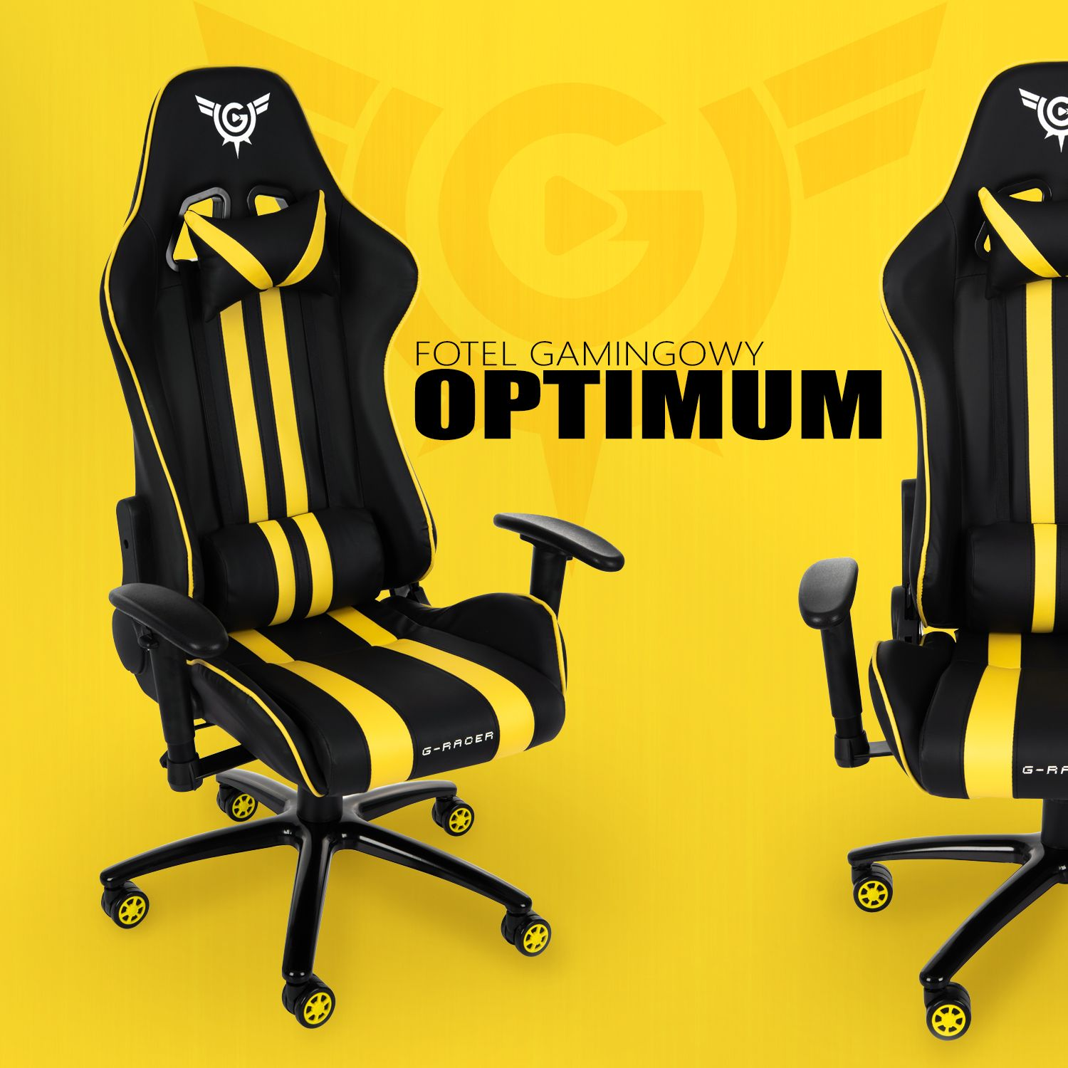 Wlacz Sie Do Gry Fotel Gamingowy Optimum G Racer Chair Gaming Chair Furniture