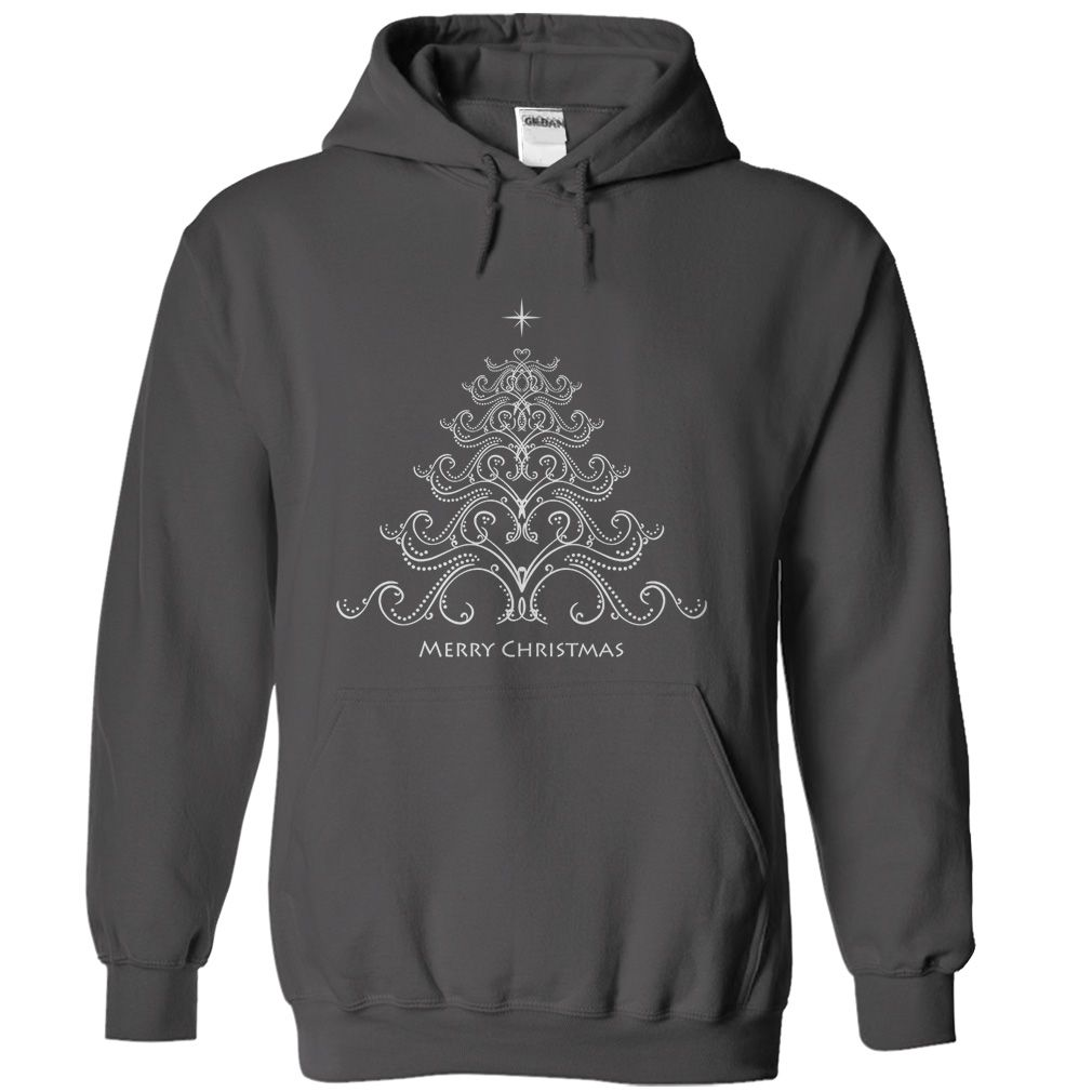 Artistic Merry Christmas Tree