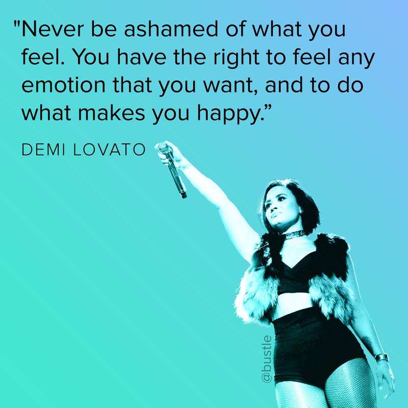 8 Demi Lovato Quotes To Boost Confidence Body Positivity And Self Love Demi Lovato Quotes Demi Lovato Body Body Positivity