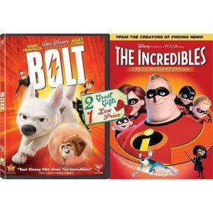 The Incredibles Bolt Widescreen 25 The Incredibles Disney Films Bolt