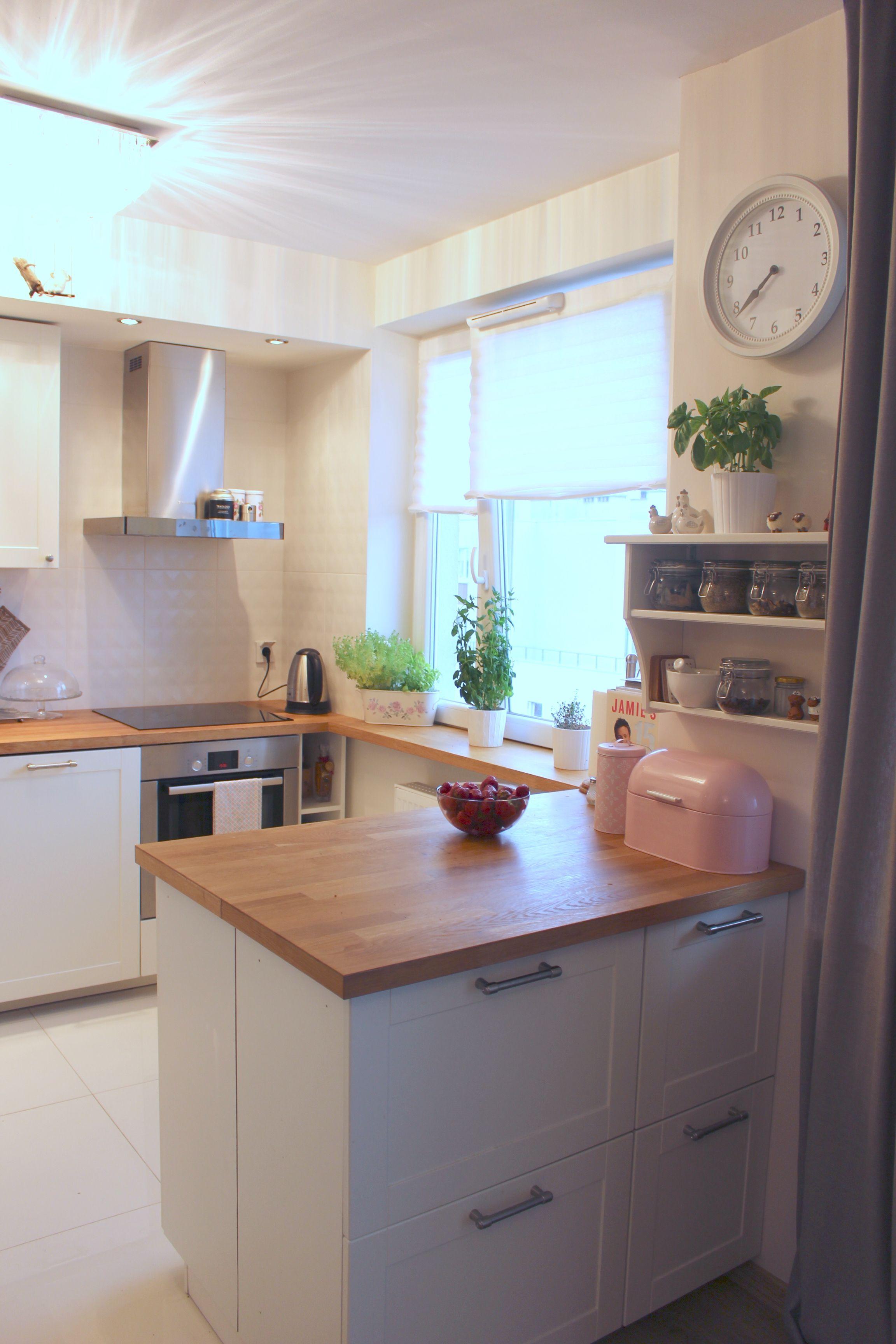 Mala Kuchnia W Bloku Czyli Jak Rozplanowac Mala Kuchnie Kuchnia