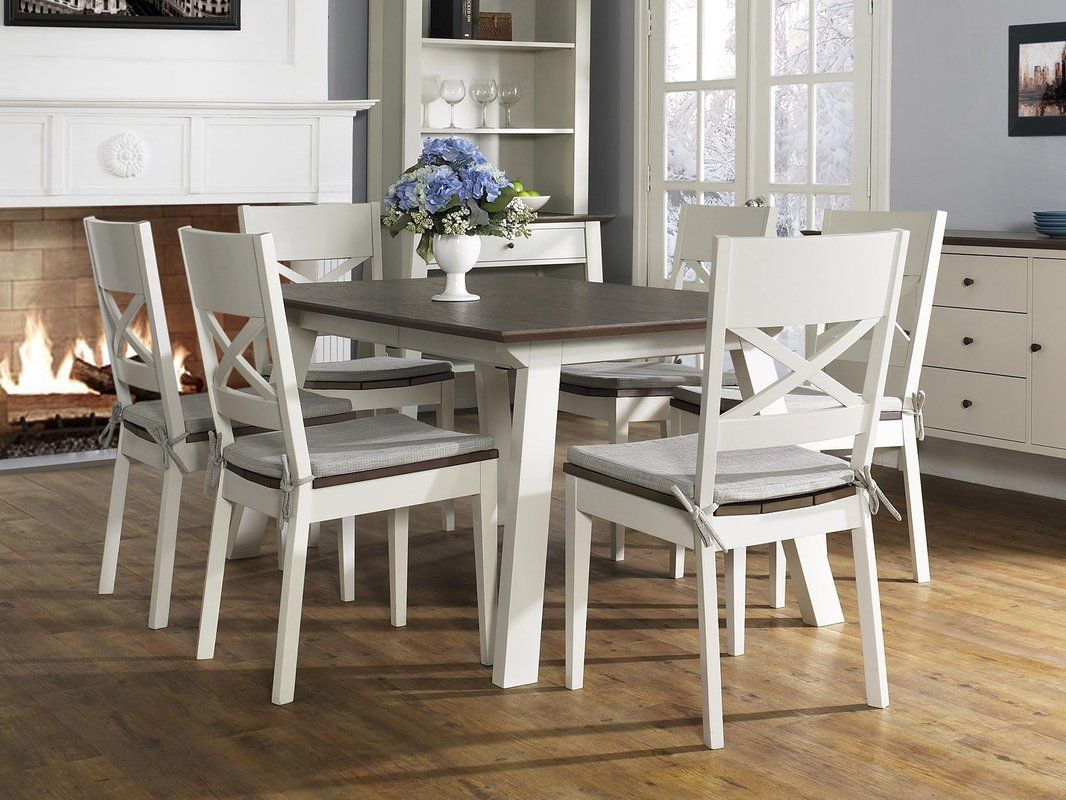 Manago 7 Piece Dining Set Manago 7