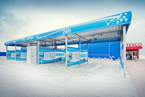 Aqua Express Car Wash Franchise
