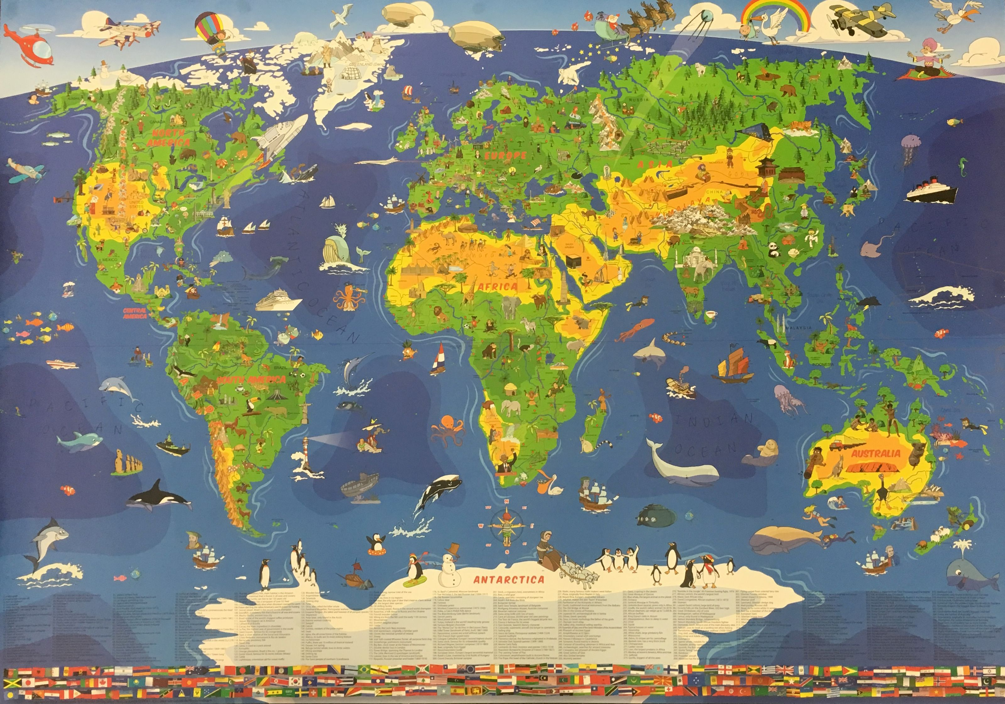 Childrens world map by geosmile 9349685003762 books hardie childrens world map by geosmile 9349685003762 books hardie grant gift gumiabroncs Image collections