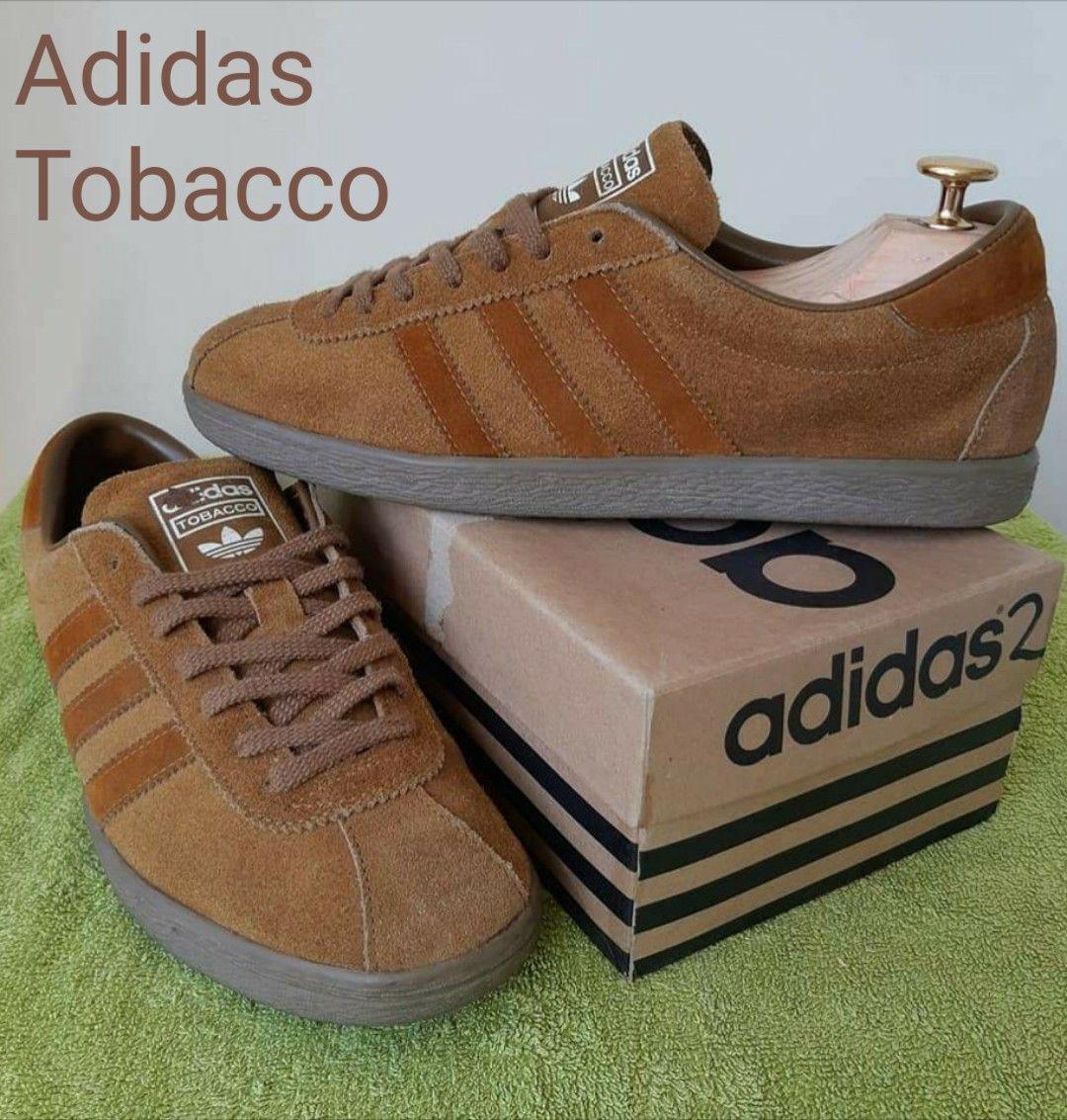 A gorgeous pair of vintage Adidas