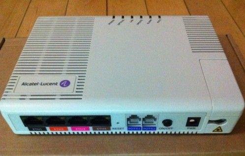 Alcatel-Lucent I-240E-Q GPON ONU Optical Network Terminals