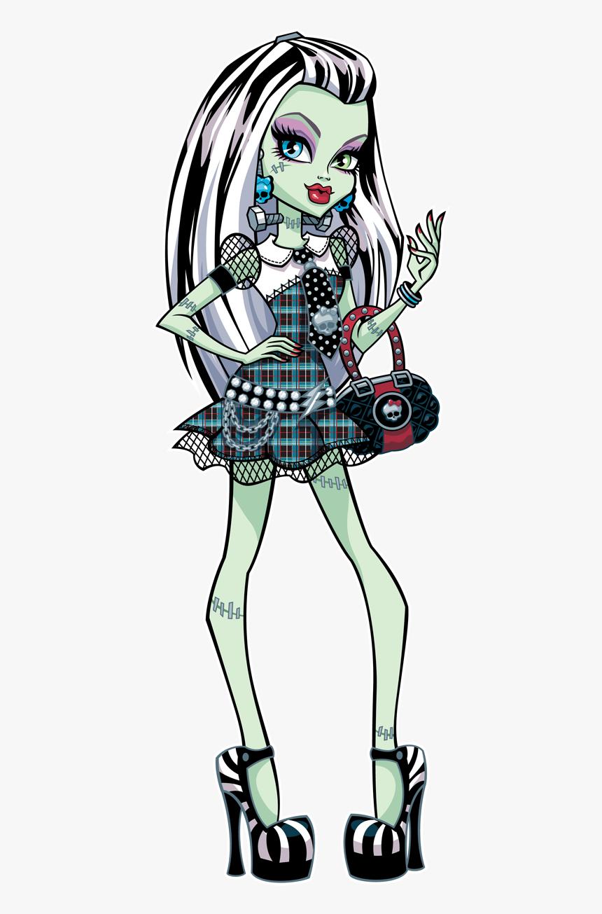 Halloween Monster Costume 2020 Png Transparent Monster High Clipart   Monster High Frankie Stein, HD