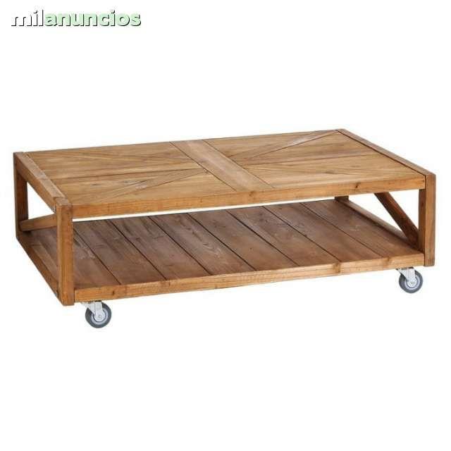 Mil anuncios com mesas centro rusticas muebles mesas - Mil anuncios de muebles ...