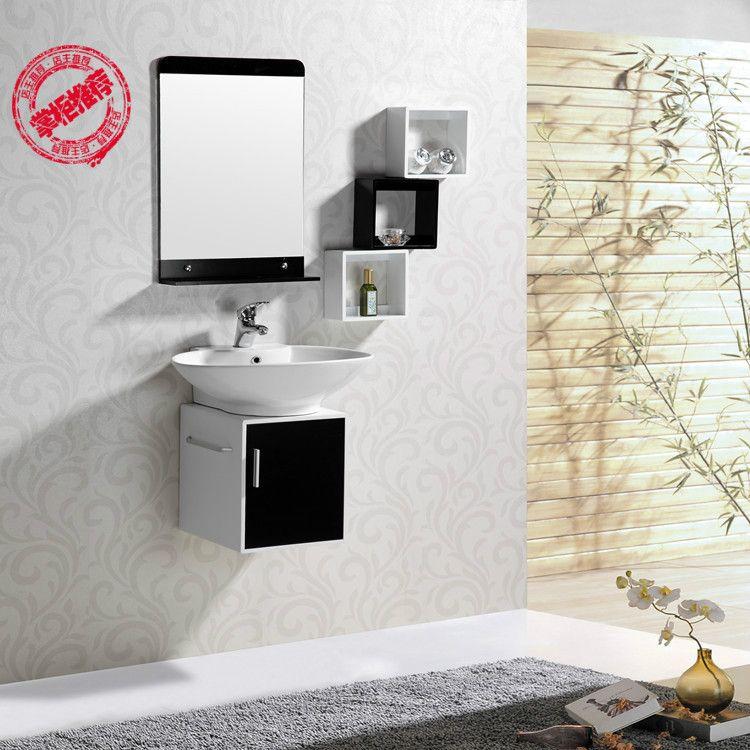 Cheap Mueble de baño combinación con orinal de breve moderno lavabo lavabo de porcelana sanitaria gabinete, Compro Calidad Tocadores directamente de los surtidores de China:   Detalles del producto