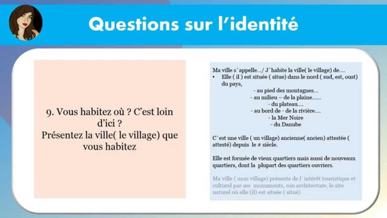Compréhension De L Oral A2 Delf A1 Production Orale Delf A2 Production Orale Quebec Fle