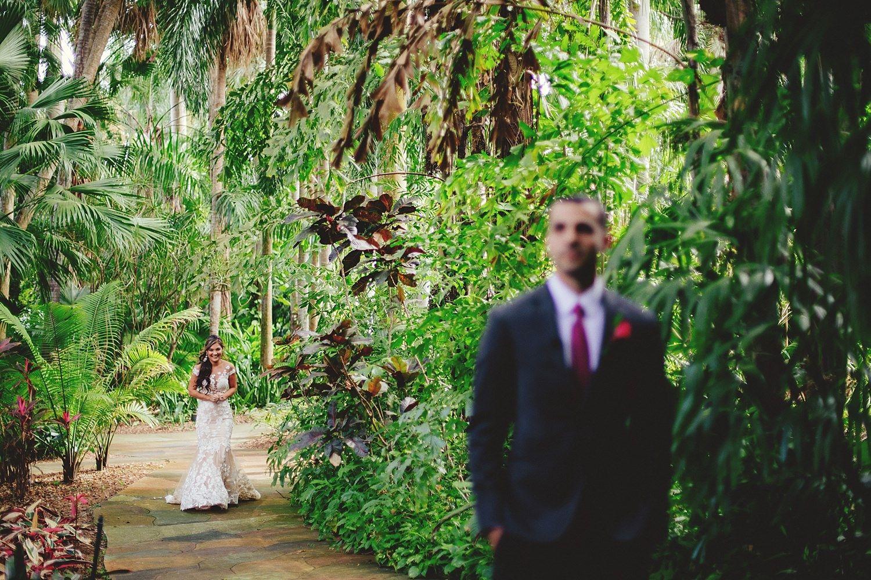 Saya + Robert Sunken Gardens St. Petersburg, FL