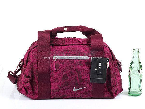 c3f7b63fb Nike Misc (Female) C72 Small Shoulder Messenger Bag Gym Bag Purple  BA4468-631