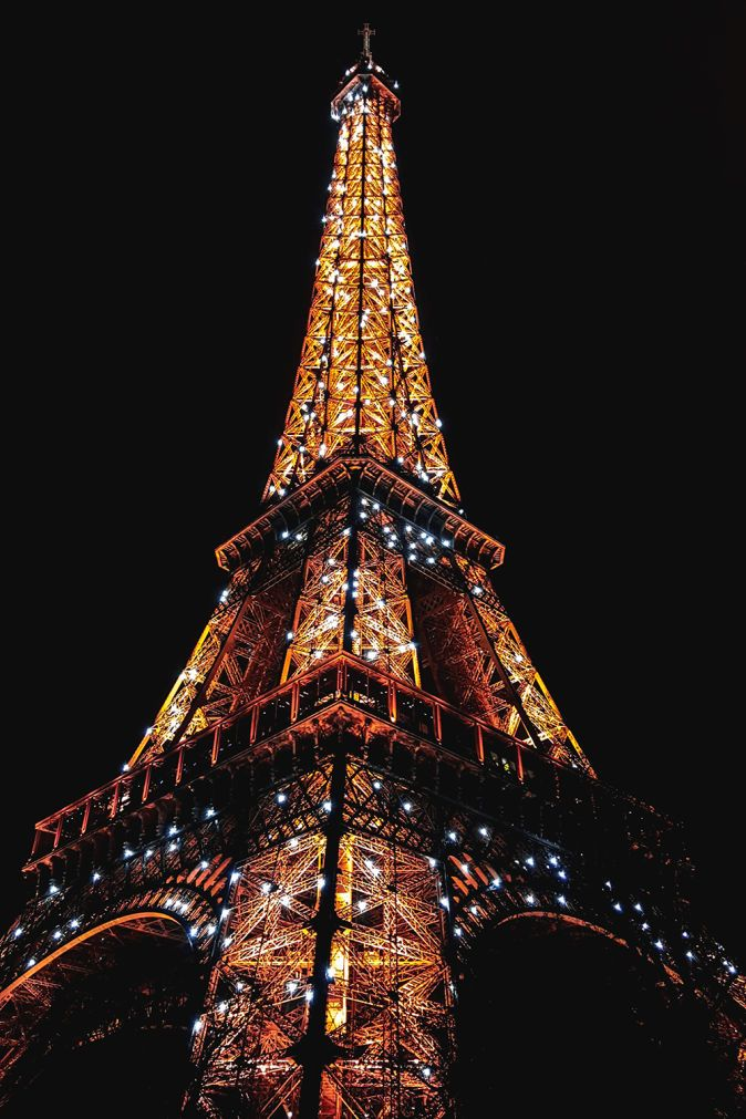 Blazepress The Most Popular Posts On The Internet Eiffel Tower Photography Paris Wallpaper Eiffel Tower At Night Cool night eiffel tower wallpaper for