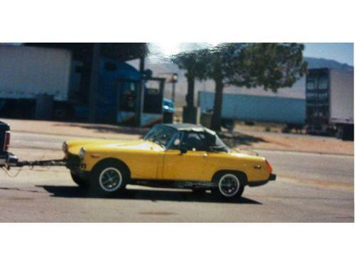 1988 MG MIDGET | Altadena CA