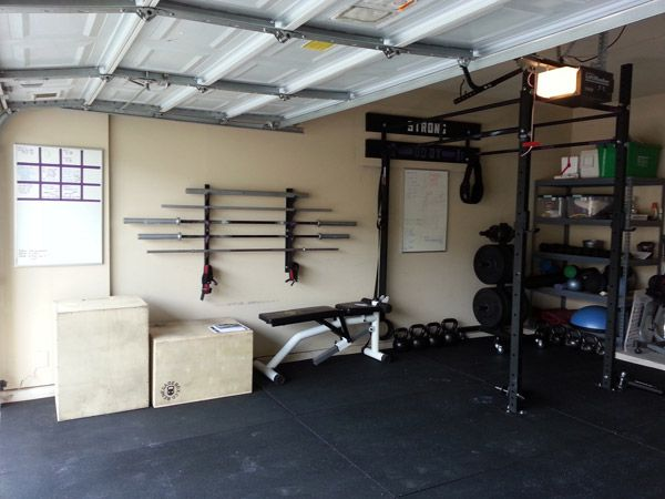 Sweet bar rack bra i kid nice garage gym