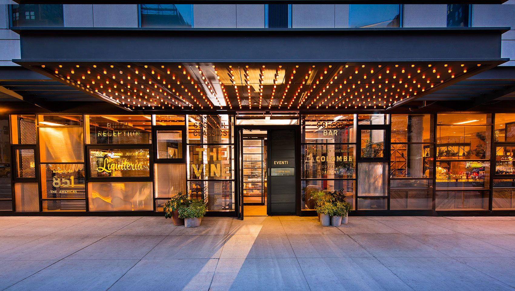 Enjoy Sky Rise Luxury And Stellar Service At Kimpton Hotel Eventi A High End Boutique In The Heart Of Chelsea Ny