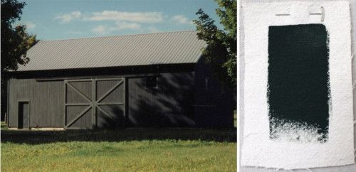 best exterior outdoor green house paint color benjamin moore black forest green gardenista - Best Benjamin Moore Exterior Paint