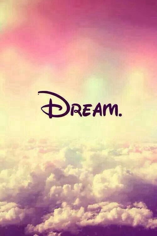 a dream is a wish your heart makes i know you i walked with you