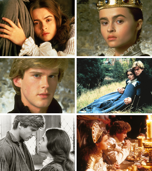 lady jane (1986) jane grey was an amazing woman who had absolute faith in God as a Christian. She died for her beliefs and is a woman i look up to. Watch the movie if you haven't already seen it. You'll cry your eyes out!