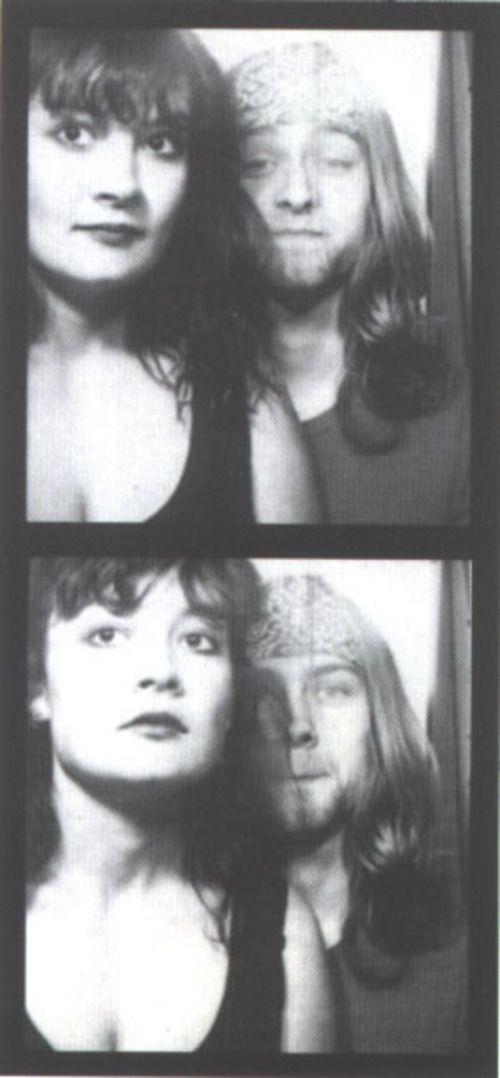 Kuka on Kurt Cobain dating