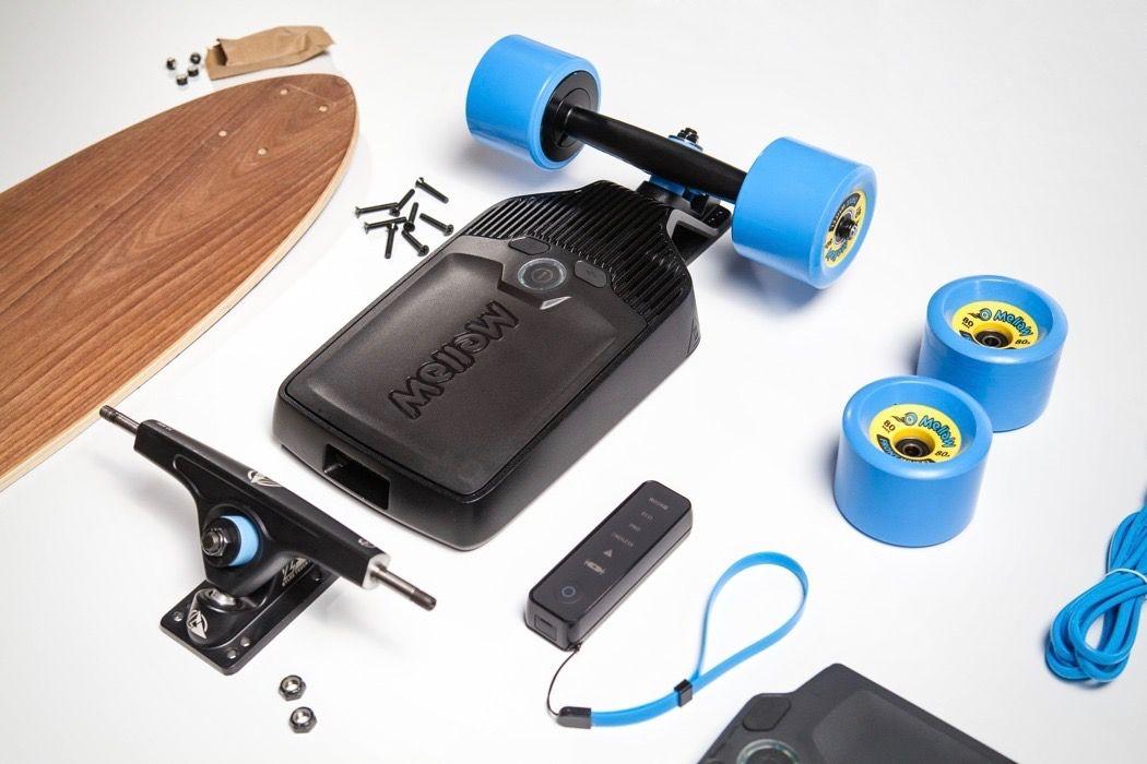 The Tesla Of Skateboards Yanko Design Skateboards Tesla Design