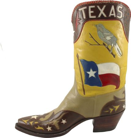 Cowboy Boots Texas - Cr Boot