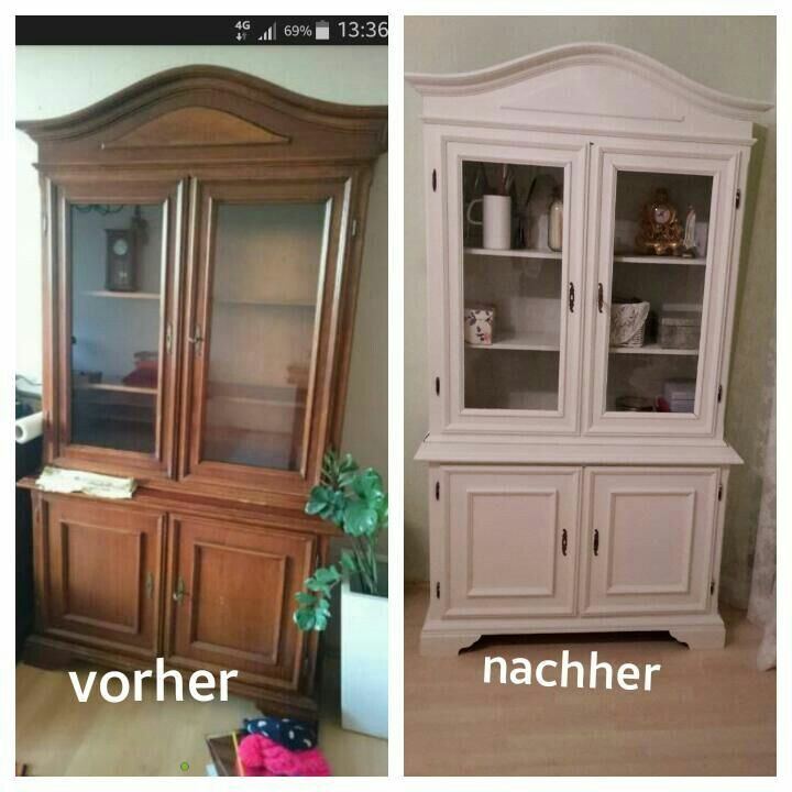 vitrine eiche rustikal diy m bel pinterest eiche. Black Bedroom Furniture Sets. Home Design Ideas