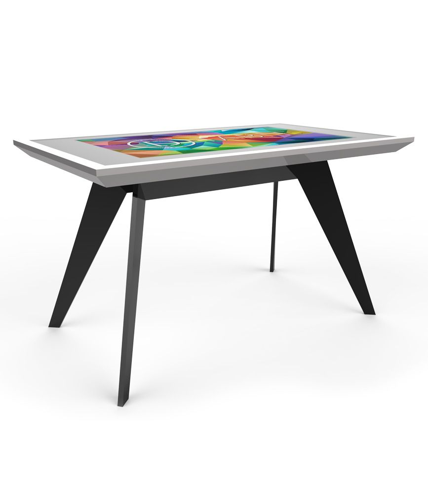 D Zero Touchscreen Table Futuristic Technology Future Technology Concept Technology Design