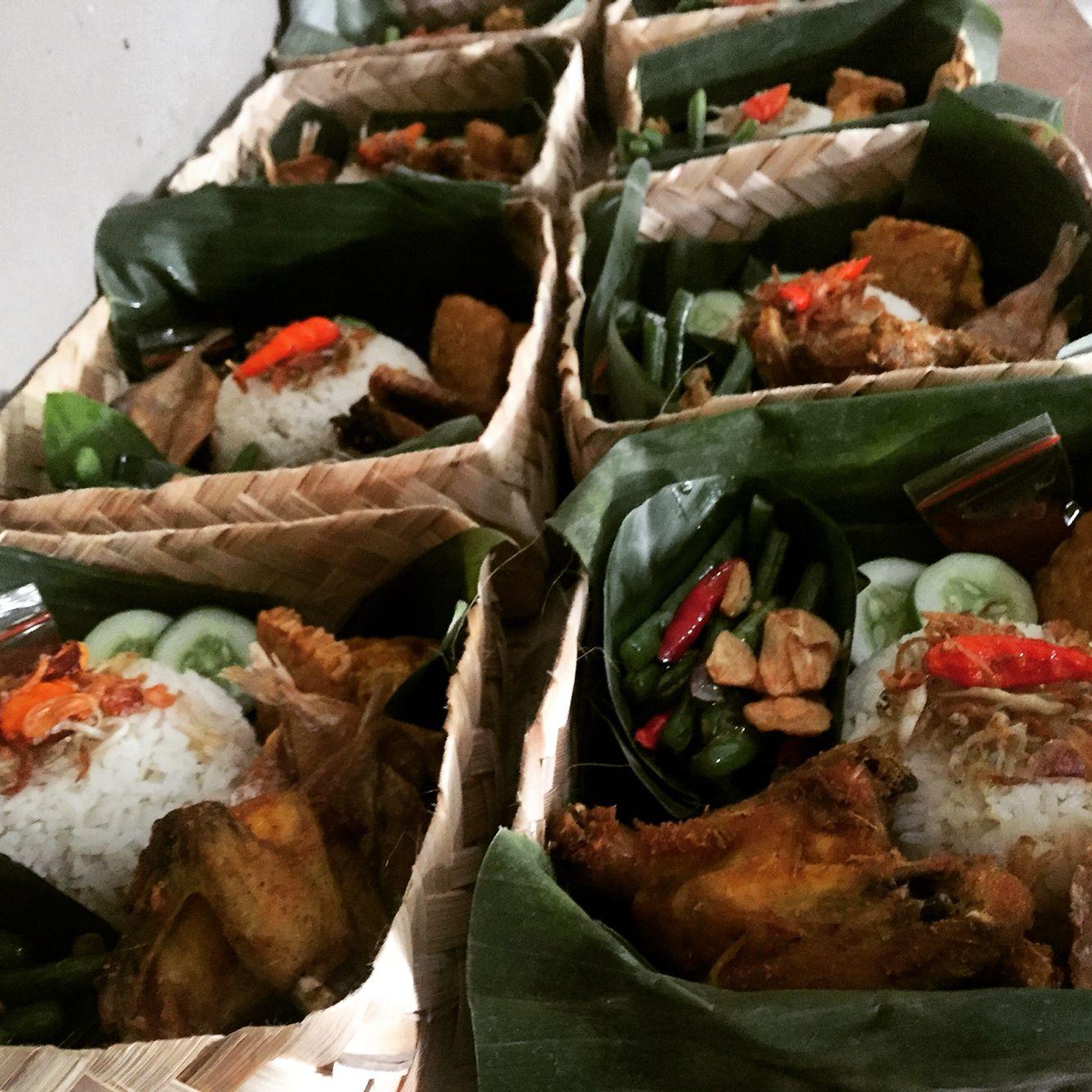 Nasi Liwet Sunda By Seeng Nini Masakan Resep Memasak