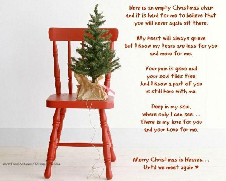 Merry Christmas In Heaven Until We Meet Again Merry