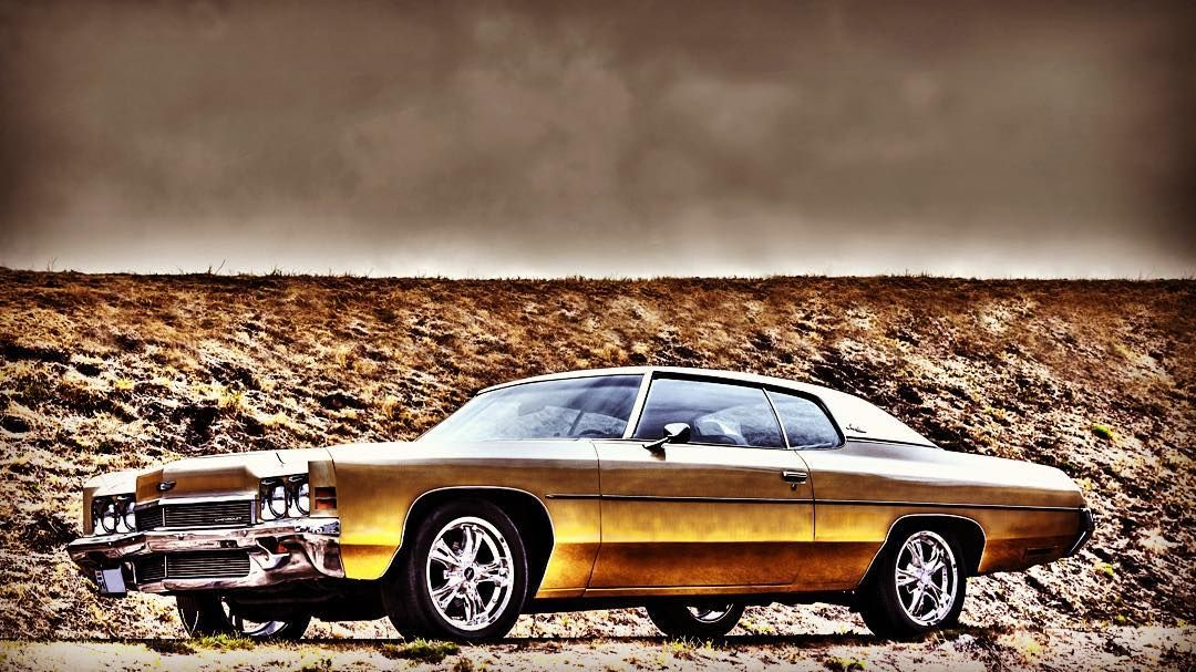 Chevrolet Impala Gold Car 4wd Fast And Furious Need 4