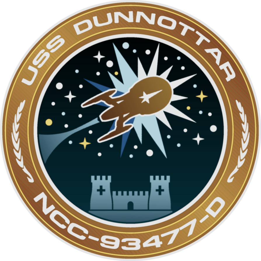 Uss Dunnottar Pathfinder Class Star Trek Pin Star Trek Art Star Trek