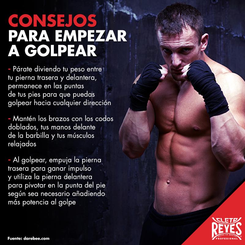 Consejos Para Empezar A Golpear Cletoreyes Workout Boxeo Boxinggloves Box Entrenamiento De Boxeo Golpes De Boxeo Boxeo Tecnicas