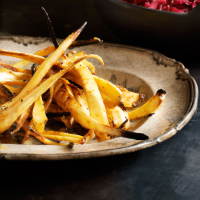 Sticky caramelised parsnips Recipe (With images