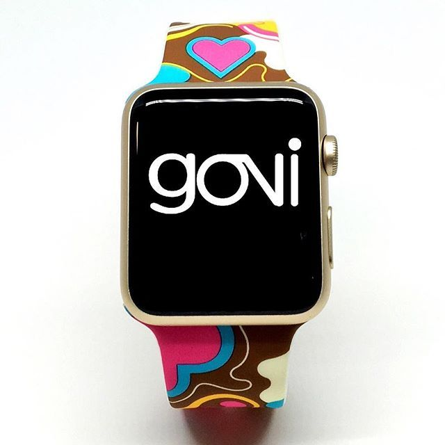 Fashion Apple Watch band @goviloop  The sixties collection  #applewatch #fashionassecories #fashionstyle #nowar #freeshipping #thesixties