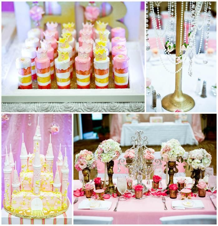 Kara S Party Ideas Royal Princess First Birthday Party: Royal Princess Party Planning Ideas Supplies Idea Cake