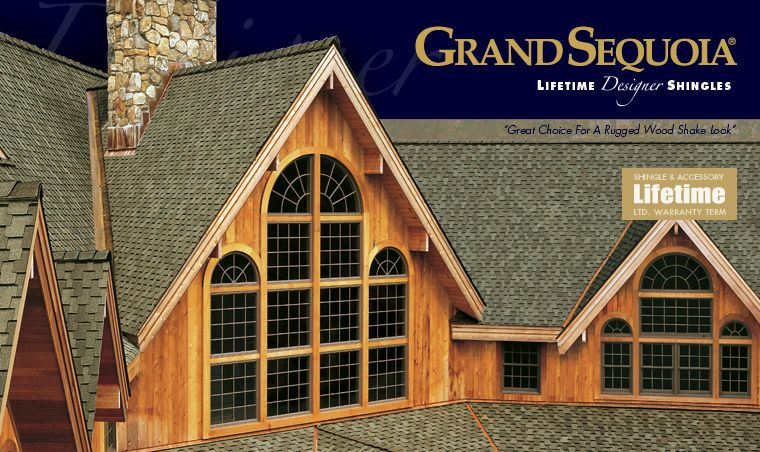 Best Gaf Grand Sequoia Roofing Shingles Residential Roofing 640 x 480