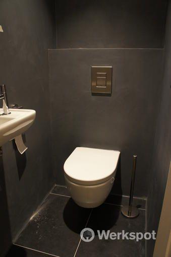 Project - Beton Ciré badkamer/keuken/toilet - Werkspot.nl   Badkamet ...