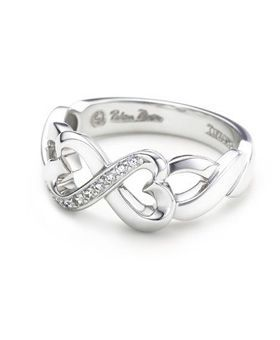 f85f62c86 Tiffany & Co. - Anello Double Loving Heart Paloma Picasso ...