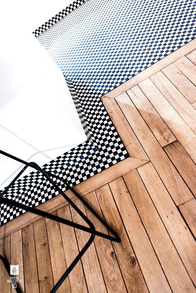 Kitchen Focus Deco Sol Parquet Cuisine Parquet Sur Carrelage