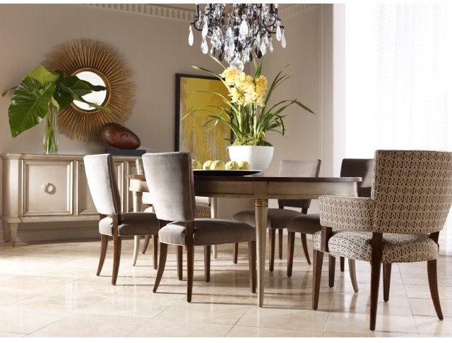 Ferguson Copeland Dining Room Dining Room Buffet Table Decor