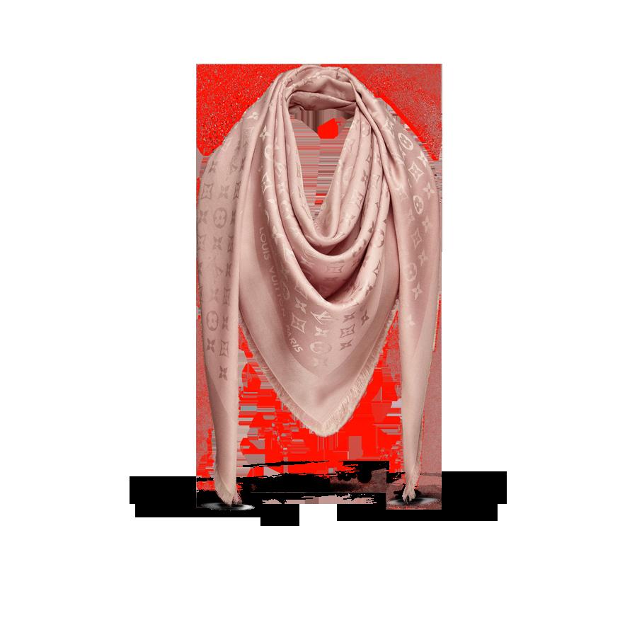klar und unverwechselbar neue Stile Offizielle Website Monogram Tuch via Louis Vuitton | i love... in 2019 | Louis ...