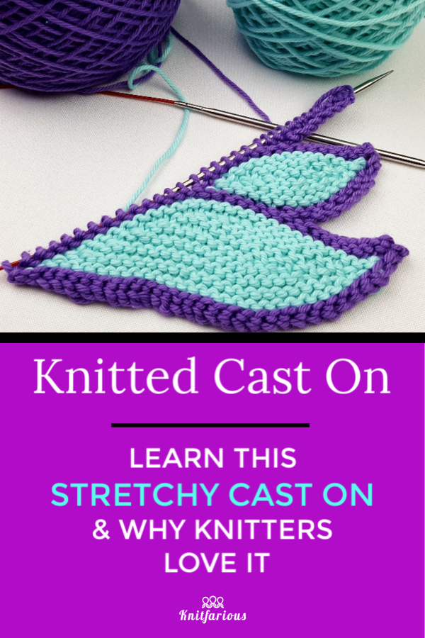 Photo of Knitted Cast On: Learn Why Knitters Love It