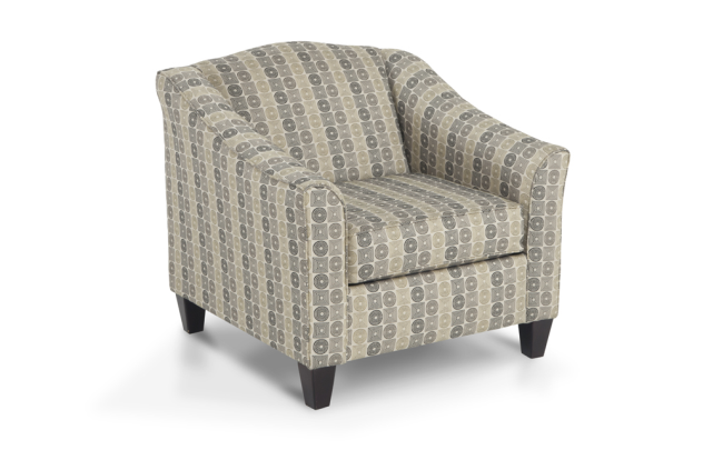 Bob's Furniture Shore Road Accent Chair Is Tailored And