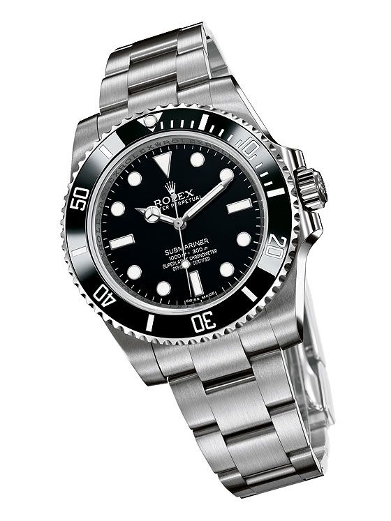 4dc0a7075d4 The  rolex Oyster Perpetual Submariner 2012 features a  unidirectional-rotating 60-minute graduated bezel which is now enhanced  with a black insert made of ...