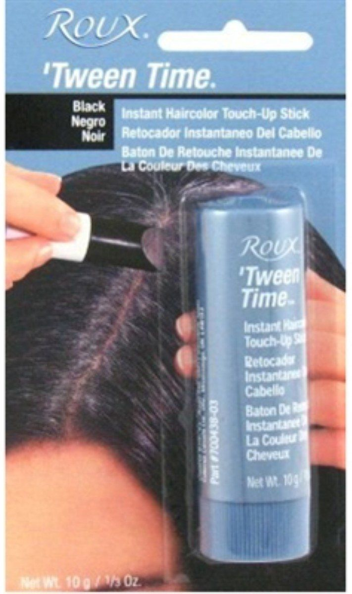 Roux Temporary Haircolor Touch Up Stick Black 1 Ea Pack Of 11 Want To Know More Click On The Image