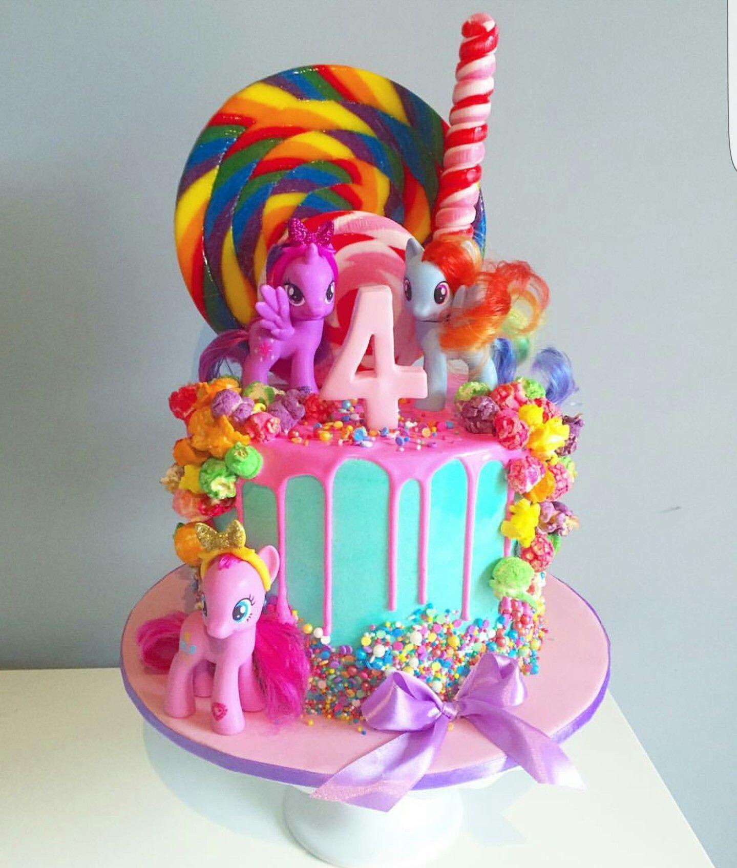 Unicorn Party Cake